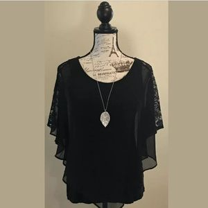 ALYX Poncho Style Top With Tank